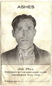 Joe Hill's Ashes
