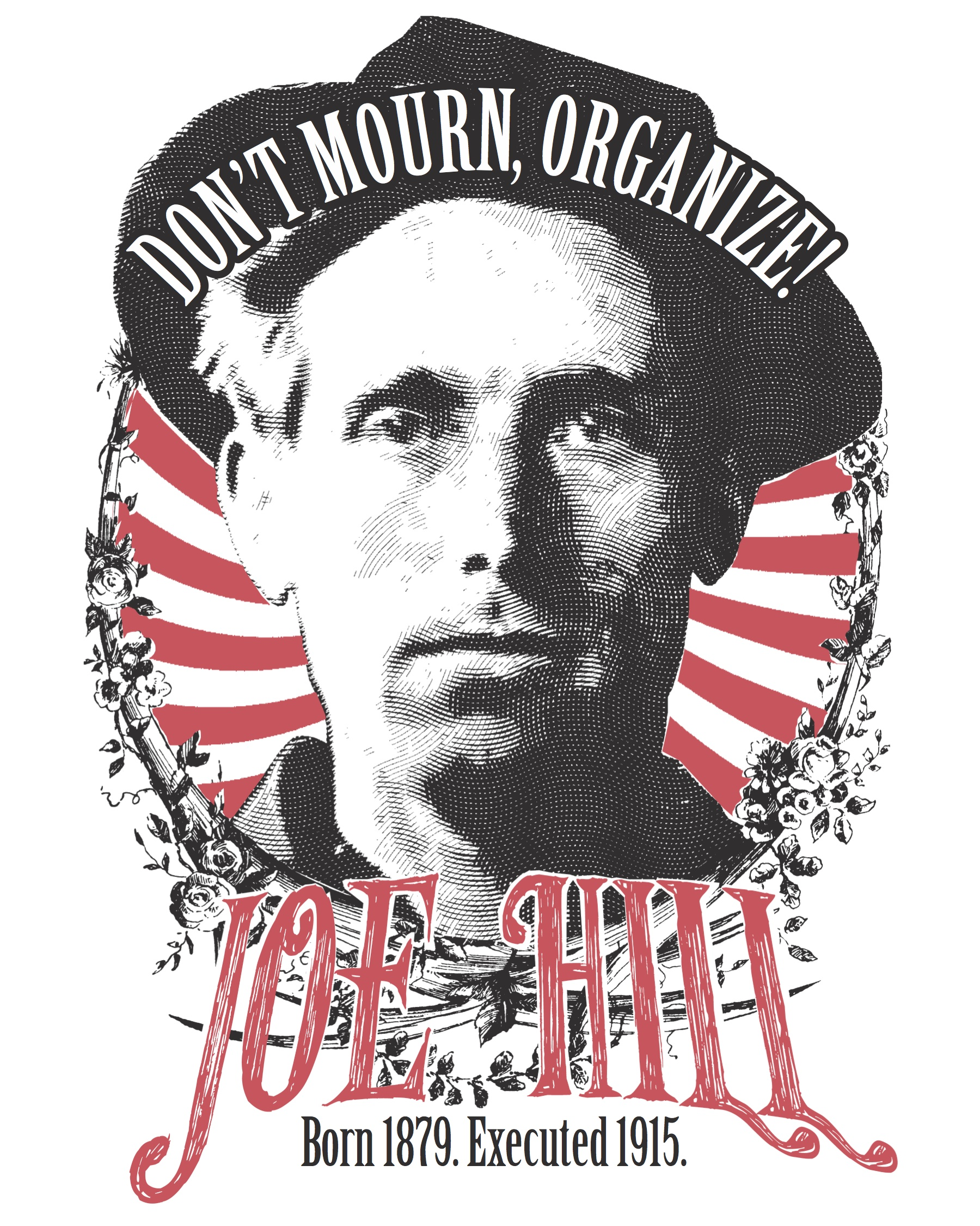 Joe Hill t-shirt